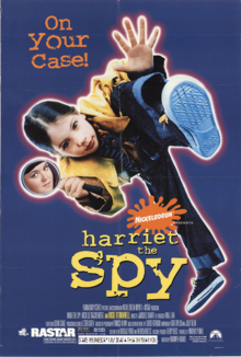 Harriet The Spy (1996) Poster