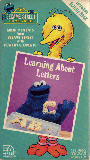 Opening And Closing To My Sesame Street Home Video Learning About