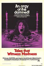 1973 - Tales That Witness Madness Movie Poster