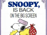 Opening to Snoopy Come Home 2002 Theater (Carmike Cinemas)
