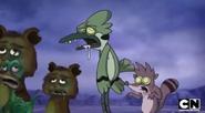 ZombieMordecai&Rigby-MAD-IAmLorax