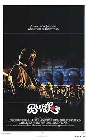1973 - Blume in Love Movie Poster