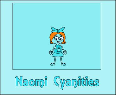 11) Naomi (Blue-Heax tint Jay)