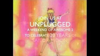 Unplugged Expo Guest of Honour Stephanie Morgenstern voice of Sailor Venus