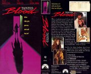 1993 - Tainted Blood VHS Cover