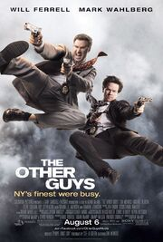 2010 - The Other Guys Movie Poster