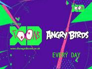 Disney XD Toons Angry Birds Promo 2017 (UK)