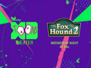 Disney XD Toons Theater The Fox And The Hound 2 Promo 2017