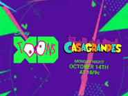 Disney XD Toons The Casagrandes October 14th Promo
