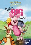 Piglets big movie uk dvd