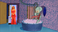 Vanna White Stops By And Squidward Screams
