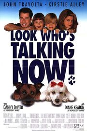 1993 - Look Who's Talking Now Movie Poster