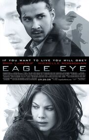 2008 - Eagle Eye Movie Poster