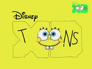 Disney XD Toons Spongebob 2017 (UK)