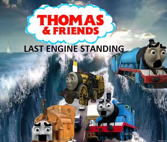 Thomas & Friends: Last Engine Standing   Scratchpad   FANDOM ...