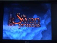 The Swan Princess UK VHS Preview