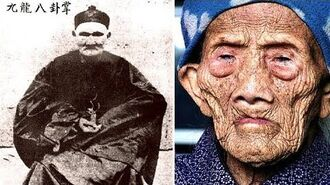 The World's Oldest Man Li Ching Yuen 256 Years Old-0