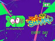 Disney XD Toons Zig And Sharko Promo 2017 (UK)