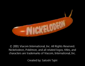 Nickelodeon Logo From Friends and Rivals