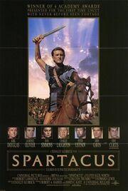 1960 - Spartacus Movie Poster -2