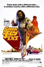 1973 - Super Fly TNT Movie Poster