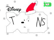 Disney XD Toons Christmas Ice Bear (UK, 2017)