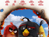 Opening to The Angry Birds Movie 2016 Theatre (AMC)