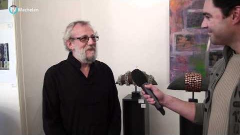 9 9 2011 - Beeldhouwer Luc Jonckers stelt tentoon - op zoek naar uniciteit