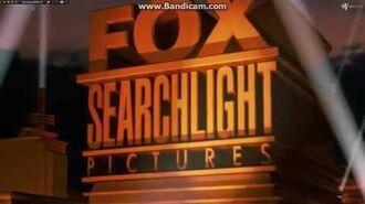 Fox searchlight pictures Regency enterprises (Version 2)