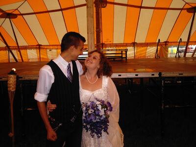 Cory and Melissa's Wedding - The Goofy Smiles