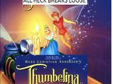 Opening to Thumbelina 2001 Theater (Regal Cinemas)