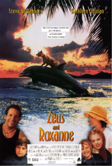 Zeus And Roxanne 1999 Re-Release Poster