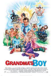 2006 - Grandma's Boy Movie Poster