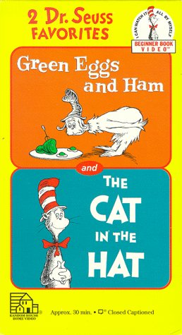 Dr Seuss Beginner Book Video The Cat In The Hat