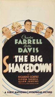 1934 - The Big Shakedown Movie Poster