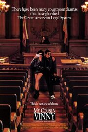 1992 - My Cousin Vinny Movie Poster