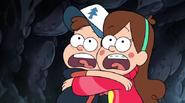 Dipper and Mabel screams