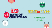 Disney XD Toons 25 Days of Christmas Home Alone Promo 2019