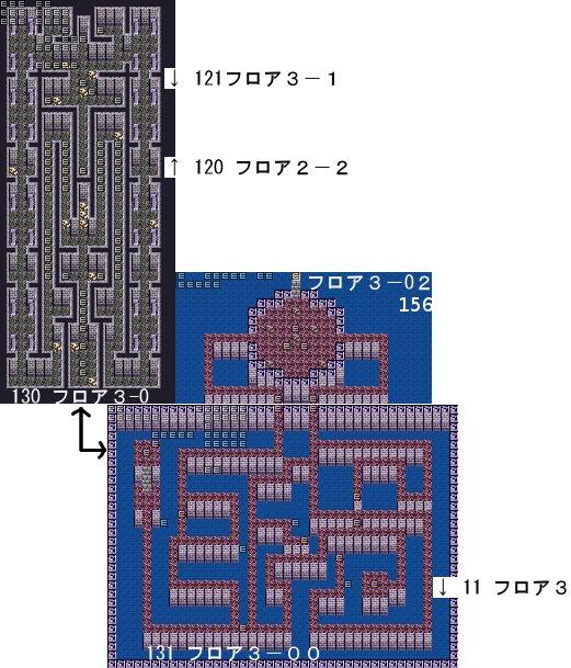 RyonaRPG - Undersea Temple map 3-0