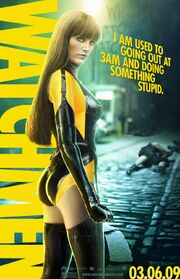 2009 - Watchmen Movie Poster