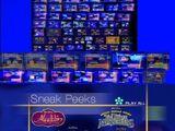 Opening to Sneak Peeks Menu Play All The Movie AMC Theaters (2004)