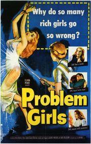 1953 - Problem Girls Movie Poster