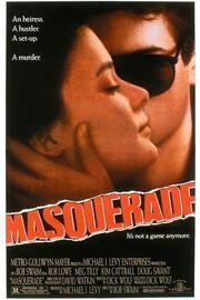 1988 - Masquerade Movie Poster