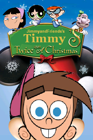 timmytwice timmys twice upon a christmas poster - Mickey Twice Upon A Christmas