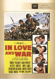 1958 - In Love and War DVD Cover (2014 Fox Cinema Archives)