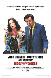 1970 - The Out-of-Towners Movie Poster