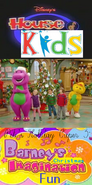 Barney's Christmas Imagination Fun