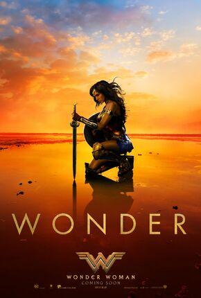 2017 - Wonder Woman