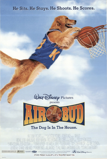 Air Bud (1997) Poster