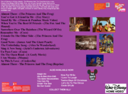 Fake Sing Along Song Back Cover Almost There 1